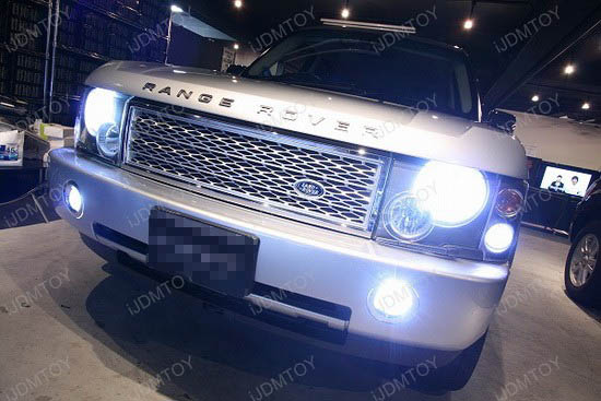 Range - Rover - HSE - D1S - HID - conversion - LED - lights - 2